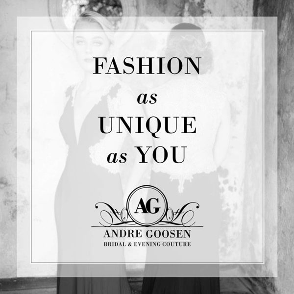 André Goosen Couture graphic